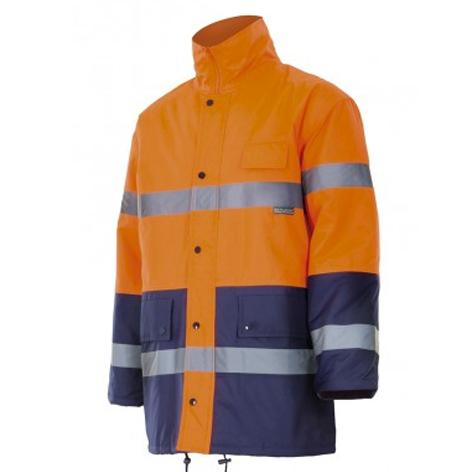 abrigo trabajo refelctante