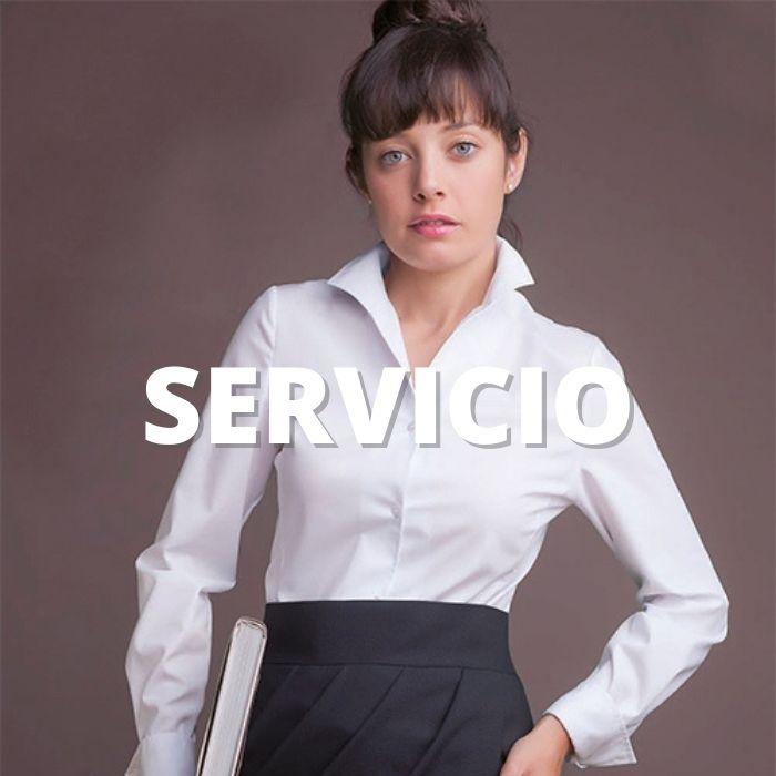 Uniformes de servicio